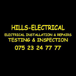 Hills-Electrical Logo