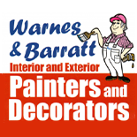 Warnes and Barratt Painting and Decorating Logo